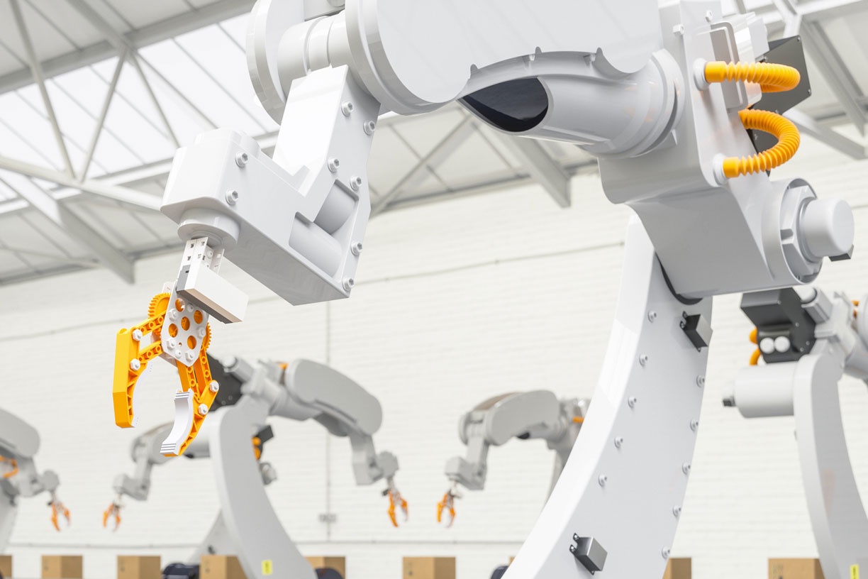 Industrial automation arm