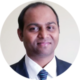 Headshot of Anand Akula