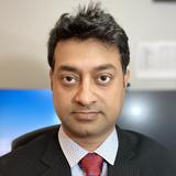 Headshot of Sumit Saha Roy
