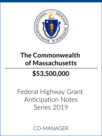 tombstone - transaction The Commonwealth of Massachusetts logo