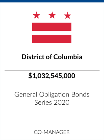 tombstone - transaction District of Columbia logo