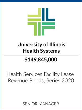 tombstone - transaction University of Illinois Health System logo