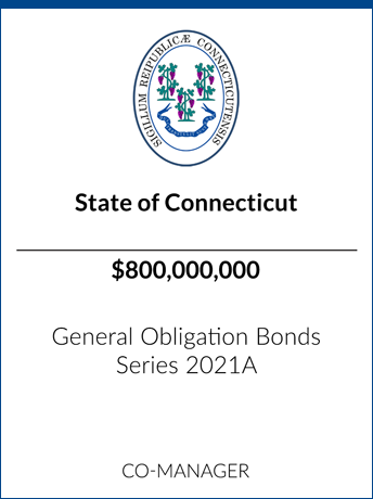 tombstone - transaction State of Connecticut logo